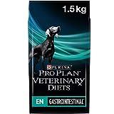 Purina Pro Plan Veterinary Diets Canine EN Gastrointestinal Dry Dog Food 1.5kg Vet 4X1.5Kg, 1.5 kg (Paquete de 1), 1500