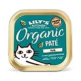 Lily's Kitchen Comida Húmeda Cena de Pescado Orgánico para Gato (19 x 85g)